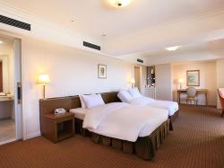 SHIROYAMA HOTEL kagoshima(城山ホテル鹿児島)