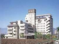 石和 ホテル古柏園