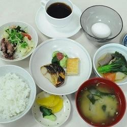 ◆【クオカード1000円】朝食は和食派の方へ〜朝は手作り和定食を〜♪広々無料駐車場♪【朝食付】