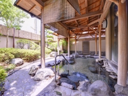 【素泊まり】幻の名湯・療養泉としても有名!三朝温泉を露天風呂でご堪能♪[おまかせ和室]